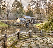 Mabry Mill by Gregory Ballos | gregoryballosphoto.com
