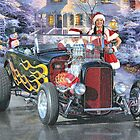 Rat Rod Studios Christmas 12 by ratrodstudios