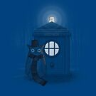 Doctor Who Who by quick-brown-fox