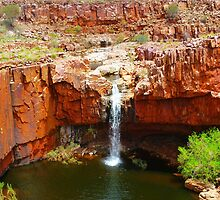 Waterfall by missgrey