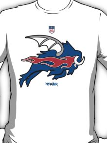 Wild Buffalo Bill Wings T-Shirt