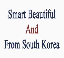 Smart Beautiful And From South Korea  by supernova23