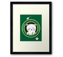 Save Everything! Framed Print