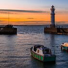 Newhaven Quay by Beautiful Edinburgh