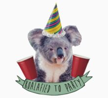 Koala-fied To Party by kateysaysrelax