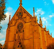 Loretto Chapel by kchase