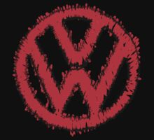 VW Scribbled by Robin Brown