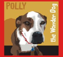 Polly the Wonder Dog Kids Clothes
