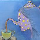 I'm a little teapot... by Thea T
