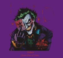 The Joker by steveg2004