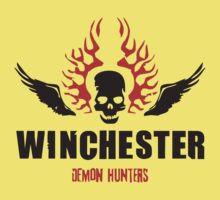 Winchester by monkeybrain