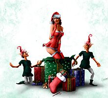 Christmas Card for 2013 by simonbreeze