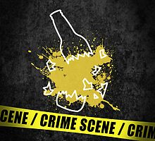 Crime scene by Songo