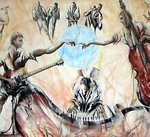 The Creation of Jazz by Philip Gaida