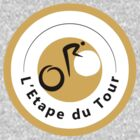 Bike L'Etape du Tour by sher00