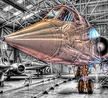 TSR2 XR220 - Cosford - HDR by Colin J Williams Photography