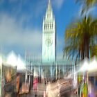 Market and Embarcadero by Rick Gustafson