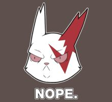 Grumpy Zangoose by Bryant Almonte Designs