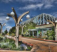 Denver Botanic Gardens by Jon Burch
