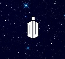 Doctor Who Space by SamanthaMirosch