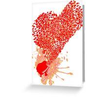 The_Awakening_of_Love Greeting Card