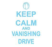 Kuroko's Basketball Vanishing Drive  Photographic Print
