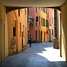 The alley by annalisa bianchetti