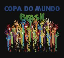 The Fight For FIFA World Cup Brazil 2014 [Copa Do Mundo] by V-Art