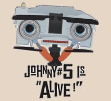 Johnny 5 is ALIVE! by Christian Clarke