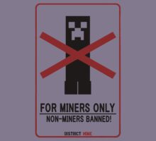 Miners Only by ajf89
