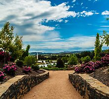 Path to Mayfield Gardens by CarleyBeth