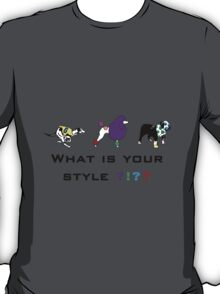 Dog style T-Shirt