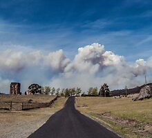 The Road to the Blast Furnace by CarleyBeth