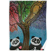 The Panda Tree Poster