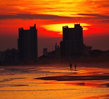 Cherry Grove Sunset II by jazyjuel