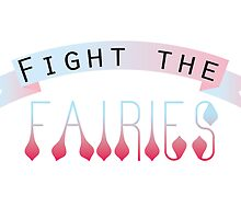Supernatural - Fight the Fairies by ffiorentini