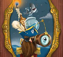 Captain Hook by Supertreo