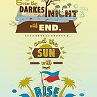 Project Haiyan: Even the darkest night will end (Made by Raiza Pascual) by Risa Rodil