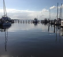 Nettles Island Marina by Brendan Giusti