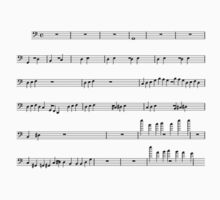 Voltron Sheet Music by pudgysquirrles