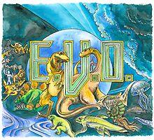 EVO Search for Eden Photographic Print