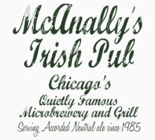 McAnally's Irish Pub by IslandRzrbk