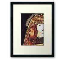 Madelaine part 3 Framed Print