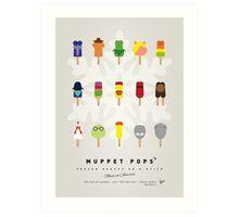 My MUPPET ICE POP - UNIVERS Art Print