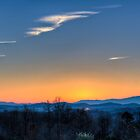 Sunrise Over the Smokies (HDR) by photodug
