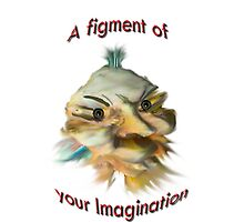 Figment of your imagination by Elisabeth Dubois