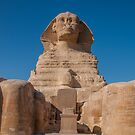 From the feet of the Sphinx by Michael Brewer