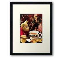Is This For Santa? Framed Print
