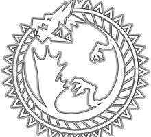 Ouroboros by auraclover
