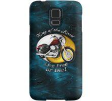 Harley Davidson Sportster King Of The Road Samsung Galaxy Case/Skin